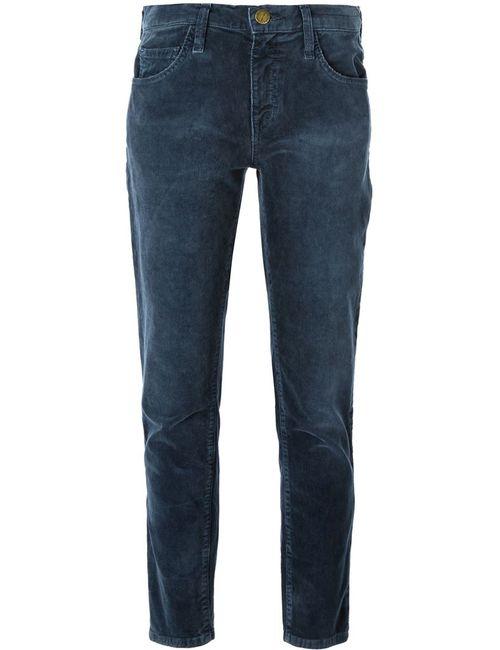 Current/Elliott | Синий Corduroy Trousers