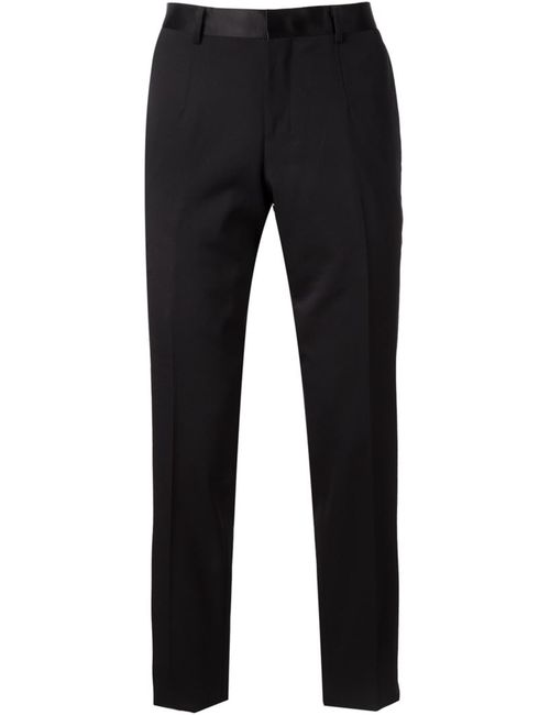 Wooyoungmi | Чёрный Tailored Trousers