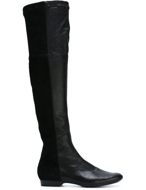 Robert Clergerie | Женское Thigh Length Flat Boots