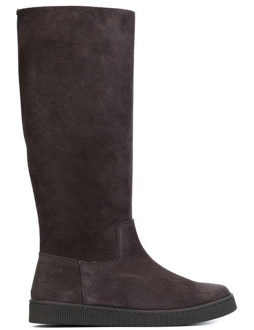 Pedro García | Серый Knee-High Boots