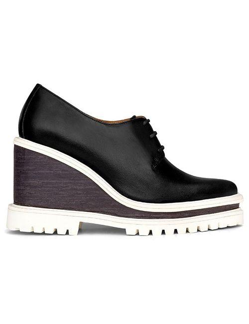 Swear | Женское Чёрный Anita 3 Wedge Shoes