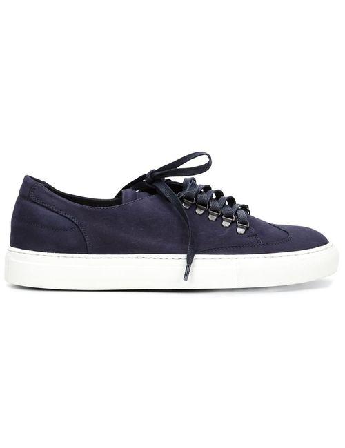 VALAS | Женское Синий Lace-Up Shoes
