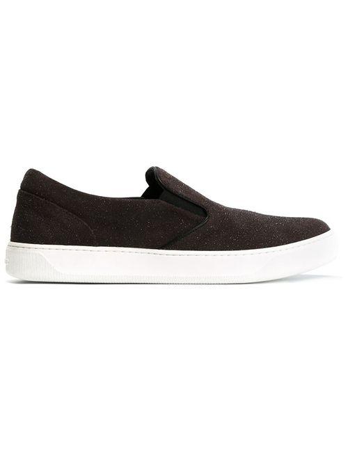 Moncler | Женское Коричневый Slip-On Sneakers