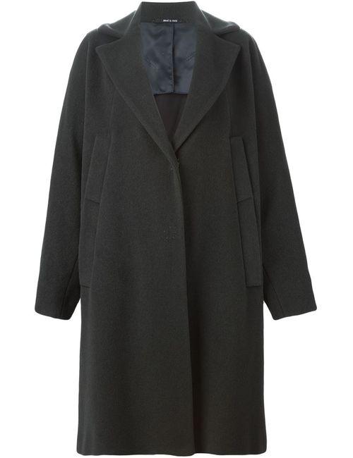 Maison Margiela | Женское Зелёное Свободное Пальто