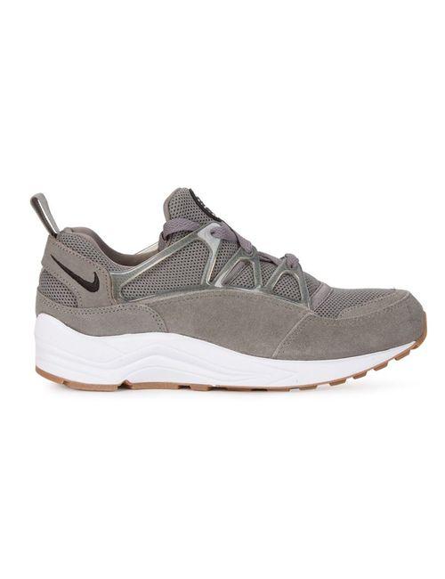 Nike | Женские Серые Кроссовки Air Huarache Light Sneakers