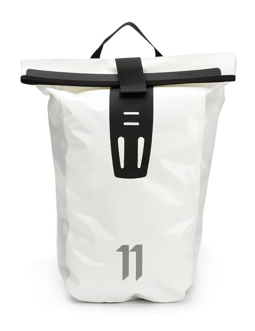11 BY BORIS BIDJAN SABERI   Мужской Белый Рюкзак 11