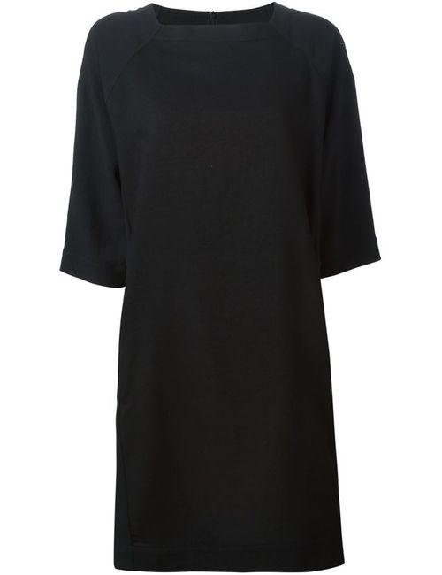 A.F.Vandevorst | Женское Чёрный Half Sleeve Shift Dress