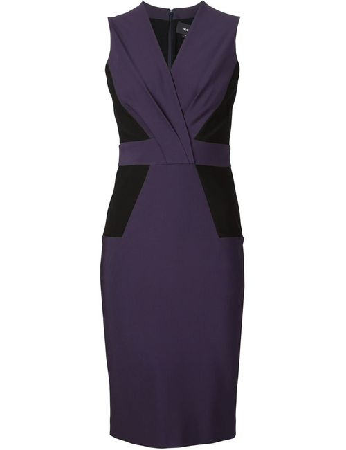 Yigal Azrouel | Женское Розовый Panelled V-Neck Dress