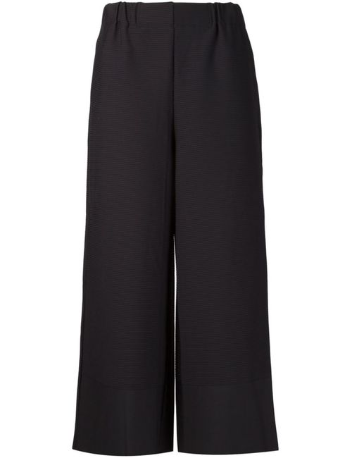 Issey Miyake | Женское Синий Wide Leg Cropped Trousers