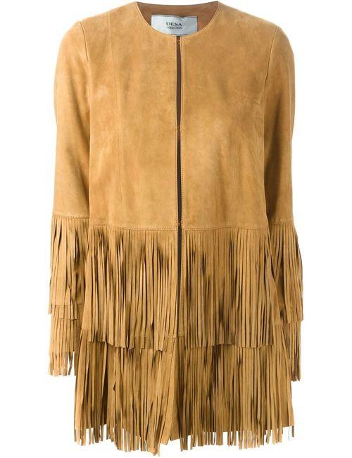 DESA | Женская Куртка С Бахромой