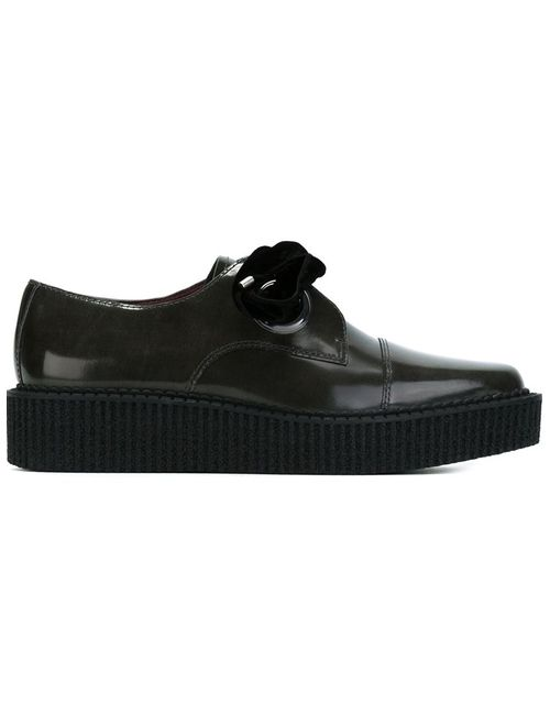 Marc by Marc Jacobs | Женское Серый Lace-Up Creepers
