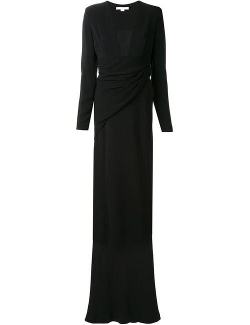 Alexander Wang | Женское Чёрное Платье Без Рукавов