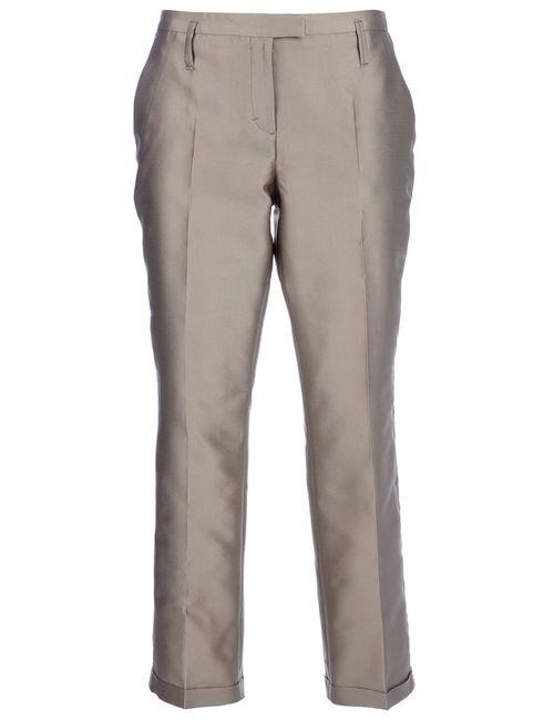 Dorothee Schumacher | Женское Серый Cropped Tailored Trouser