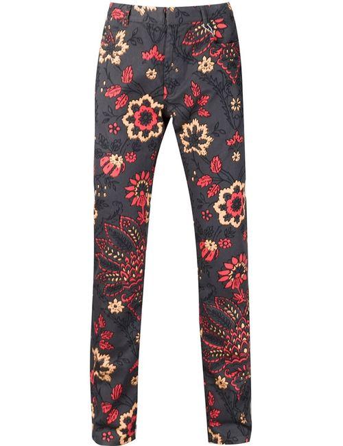 Maison Margiela   Мужское Серый Pattern Trouser