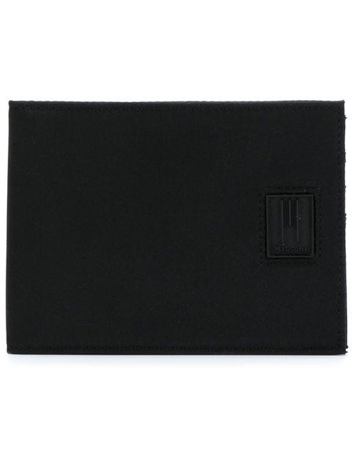 MISSONI VINTAGE | Мужской Чёрный Классический Бумажник