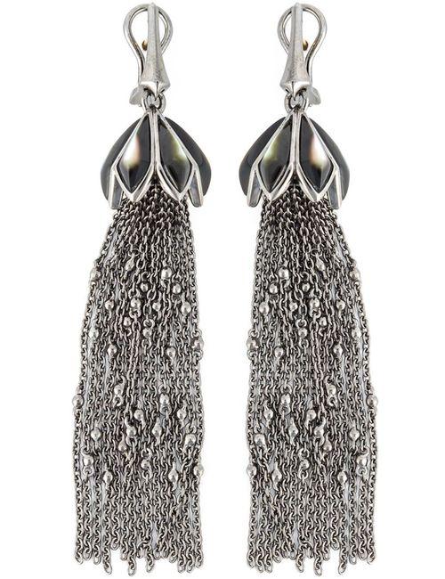 Stephen Webster | Женское Серебристый Cascade Earrings