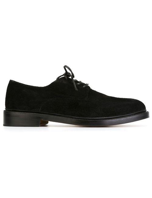 YMC | Мужские Чёрные Туфли Дерби