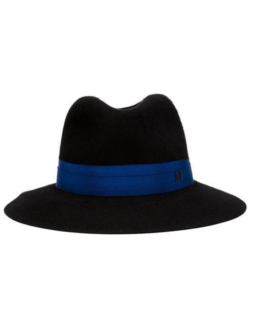 Maison Michel | Женское Чёрный Henrietta Hat