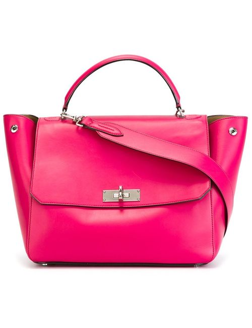 Bally | Женская Розовая Сумка-Тоут B-Turn