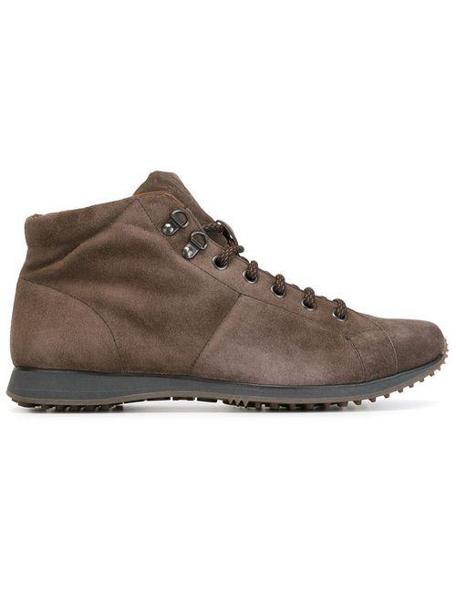 Carshoe | Мужское Коричневый Lace-Up Boots