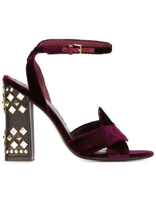 Tory Burch | Женское Красный Bowood Sandals