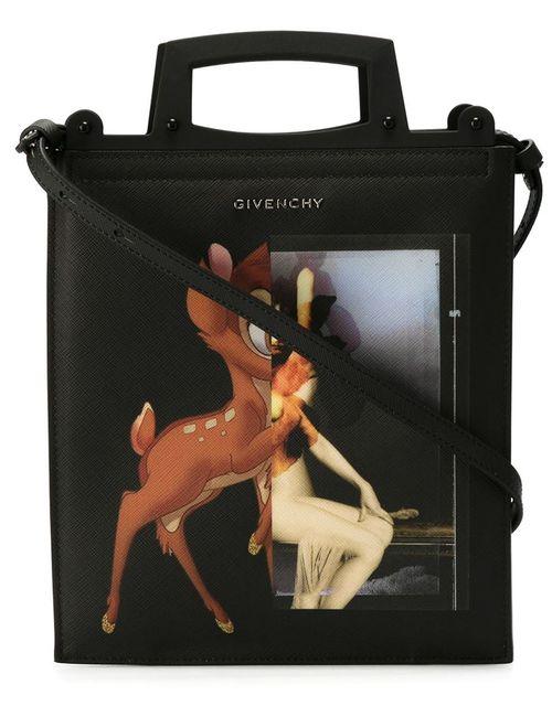 Givenchy | Женская Черный Сумка На Плечо Rave