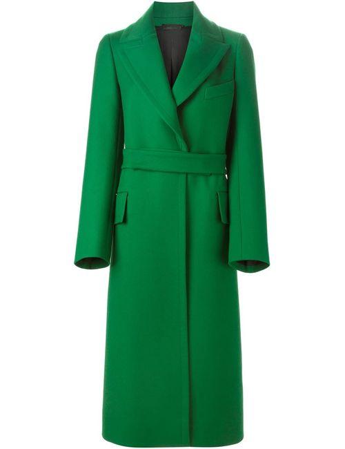 Jil Sander | Женское Зелёный Belted Coat