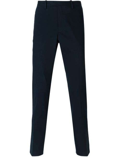 Michael Kors | Мужское Синий Slim Fit Trousers