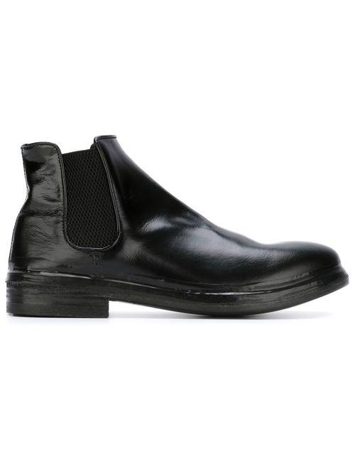 Alberto Fasciani | Женские Чёрные Ботинки Челси