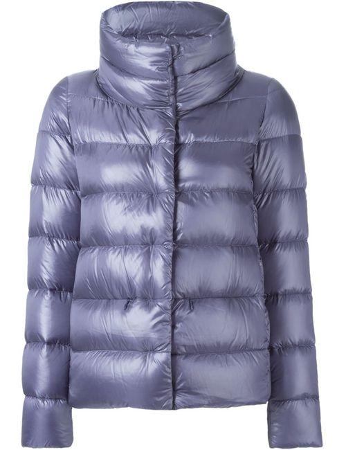 Herno | Женская Розовая Дутая Куртка