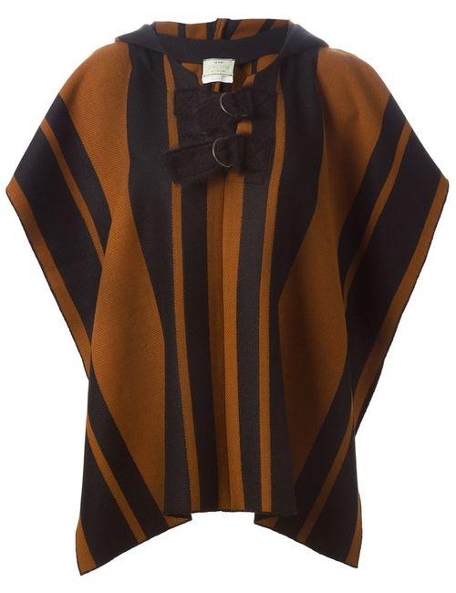 Forte Forte | Женское Коричневый Striped Hooded Jacket
