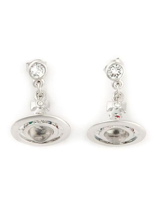 Vivienne Westwood Anglomania | Женское Серебристый Orb Earrings