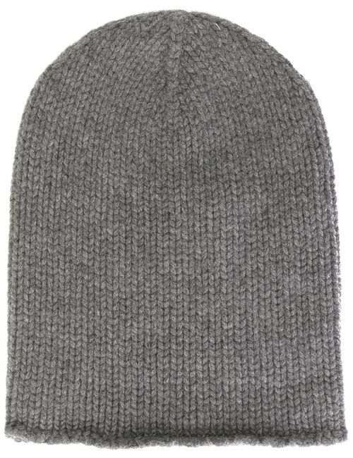 Friendly Hunting | Женское Серый Ribbed Knit Beanie