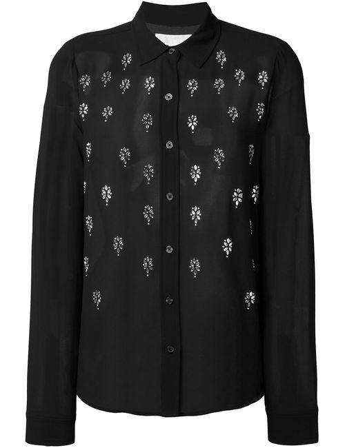 Michael Michael Kors   Женское Чёрный Beaded Shirt