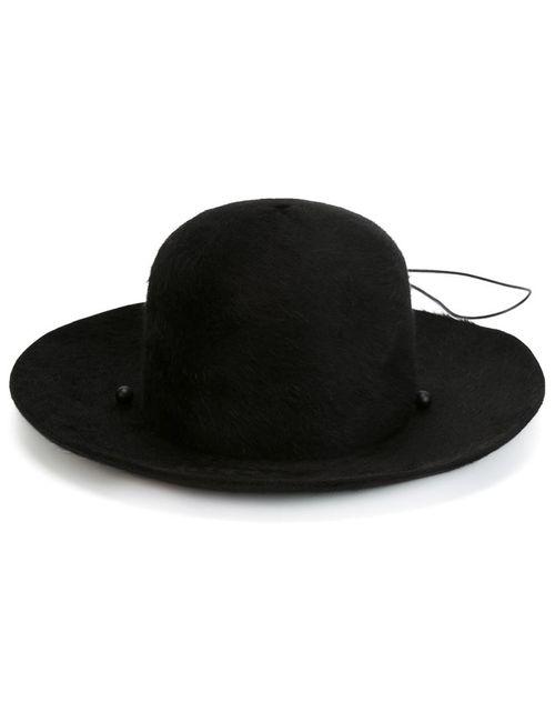 Marsell | Женское Чёрный Marsèll Pino Pipoli X Marsèll Hat