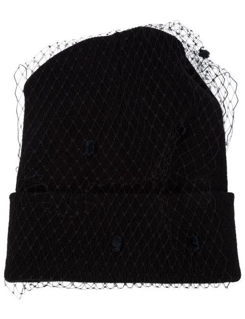 House Of Lafayette | Женское Черный Milou Beanie Hat
