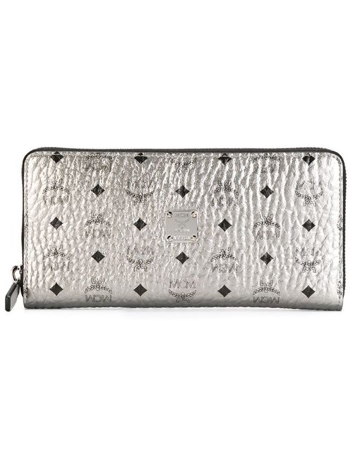 MCM | Женское Серебристый Wallet