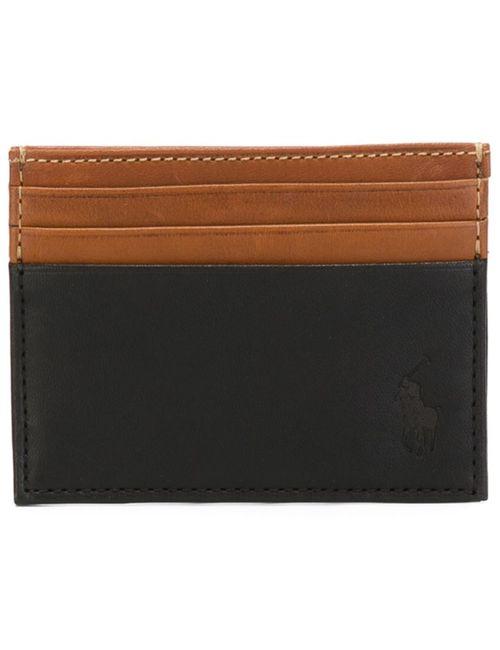 Polo Ralph Lauren | Мужское Черный Slim Card Holder