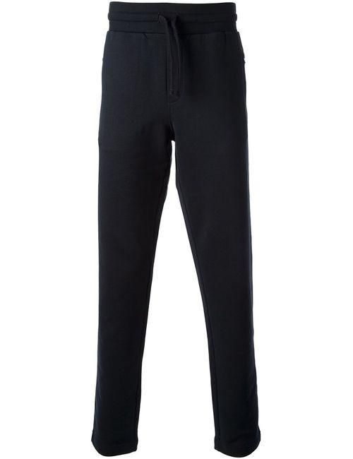 Dolce & Gabbana | Мужские Синие Прямые Штаны