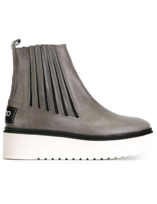Kenzo | Женское Серый Platform Boots