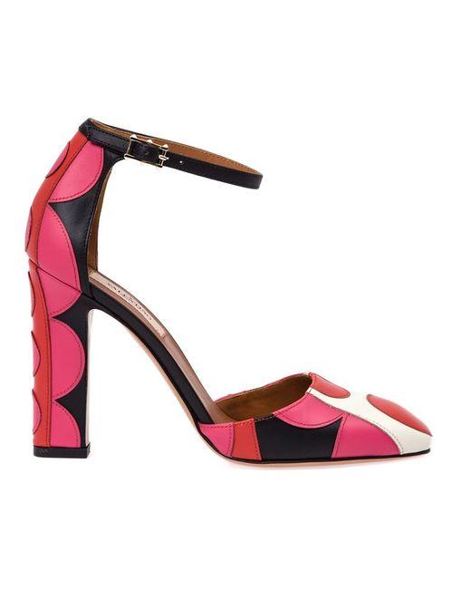 Valentino Garavani | Женское Розовый Applque Panel Pumps