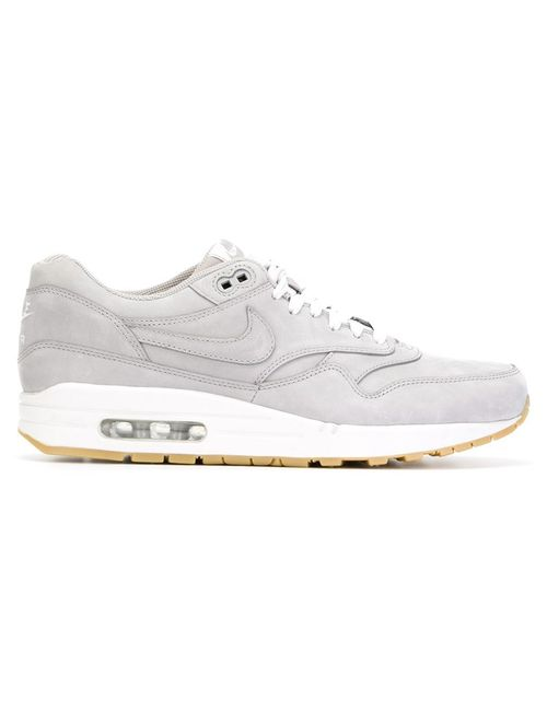 Nike | Мужское Серый Air Max 1 Ltr Premium Sneakers