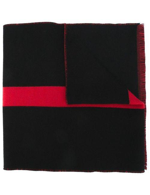Givenchy | Мужское Чёрный Oversize Scarf