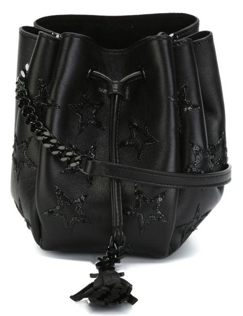 Saint Laurent | Женское Черный Mini Emmanuelle Bucket Bag