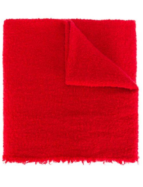 Faliero Sarti | Женский Красный Фактурный Шарф
