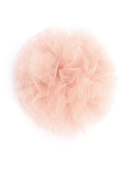 Fleur du Mal | Женская Розовая Брошь В Виде Заячьего Хвоста