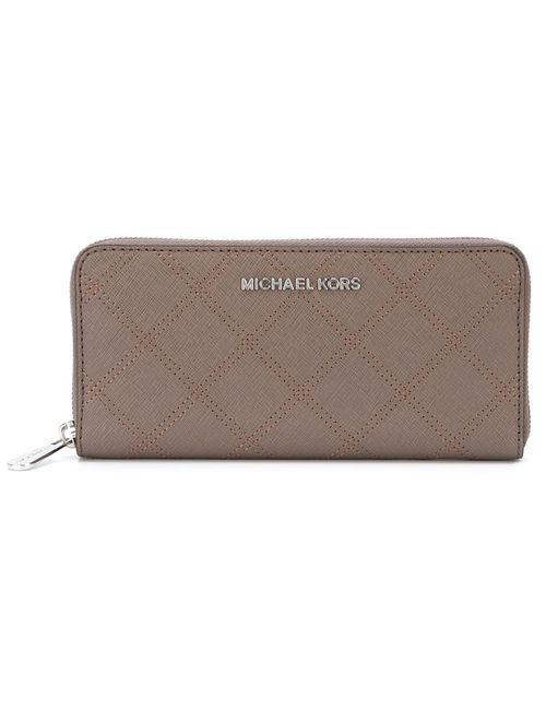 Michael Michael Kors | Женское Серый Jet Set Travel Wallet