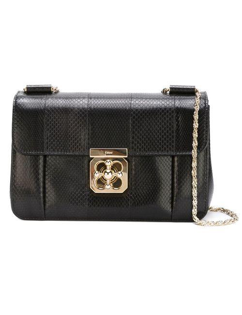 Chloe | Женское Чёрный Chloé Elsie Shoulder Bag