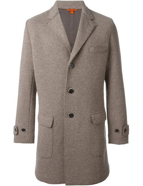 Barena | Мужское Классическое Однобортное Пальто