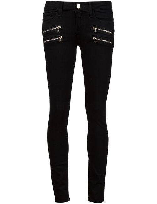 Paige   Женское Чёрный Edgemont Skinny Jeans